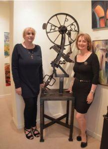 Emporium Art Gallery, Amanda and Jannette