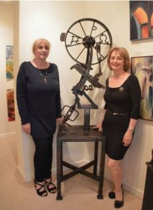 Emporium Art Gallery, Amanda and Jannette